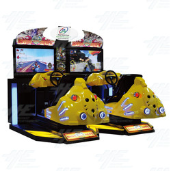 "Dido Kart 3D 29"" Motion Deluxe Arcade Machine"