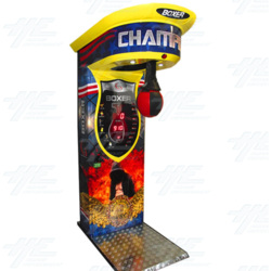 Boxer Champion Arcade Machine