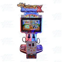 Point Blank X Arcade Machine