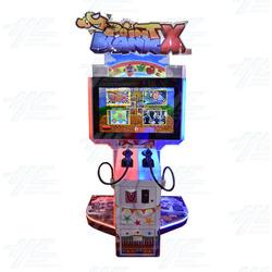 Point Blank X Arcade Machine