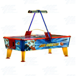 Gold 8Ft Air Hockey Table