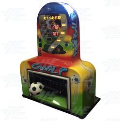 Kicker Mulitplayer Arcade Machine