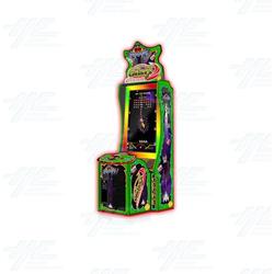 Galaga Assault Ticket Redemption Machine