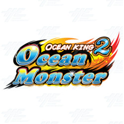 Ocean King 2: Ocean Monster PCB Kit