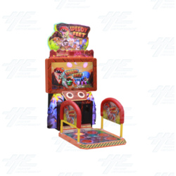 Speedy Feet Arcade Machine