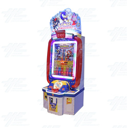Sonic Blast Ball Arcade Machine