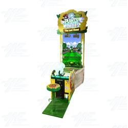 """Plants vs. Zombies 60"""" Deluxe Arcade Machine"""