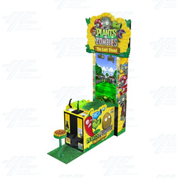 "Plants vs. Zombies 42"" Redemption Arcade Machine"