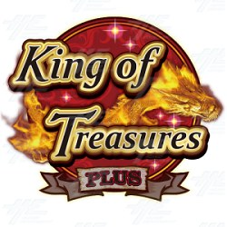 King of Treasures Plus 6 Player Arcade Machine
