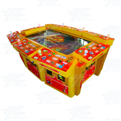 King of Treasures Plus 8 Player Arcade Machine
