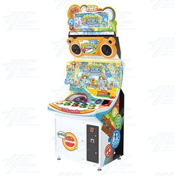 Pop'n Music éclale Arcade Machine