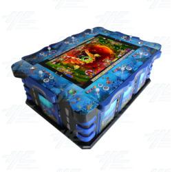 Arcooda 8 Player Metro Fish Cabinet