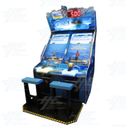 Strike Pro Fishing Arcade Machine