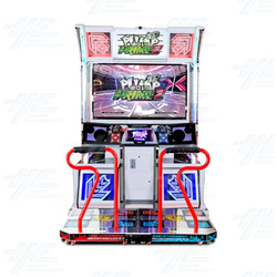 "Pump It Up PRIME 2 2017 LX 55"" Arcade Machine"