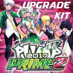 Pump It Up PRIME 2 2017 Andamiro HDD Upgrade Kit