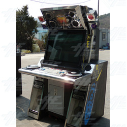 EZ2DJ Night Traveller Arcade Machine