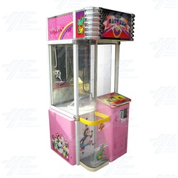 W & P Catcher - Special Super Claw Crane Machine (not working)