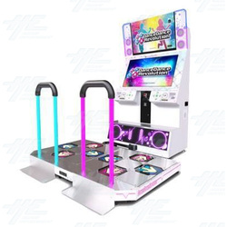 Dance Dance Revolution (DDR) A Arcade Machine