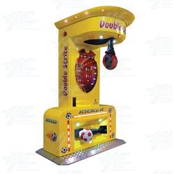 Double Strike Arcade Machine