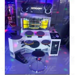 Gitadora Music Arcade Machine (Drum Set Only)