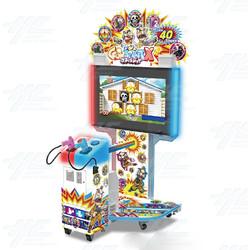 Gunbullet X Arcade Shooting Game