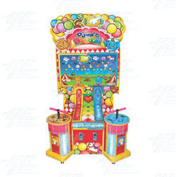 Pump the Balloon Ticket Redemption Machine