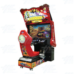 "Showdown 42"" DLX Arcade Machine"