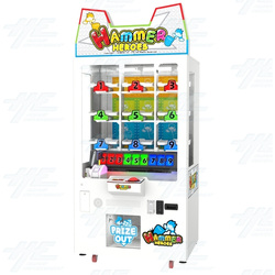 Hammer Heroes Prize Machine