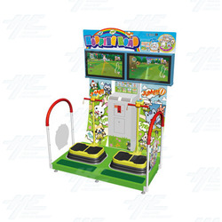 Hopping Road Kids Redmption Game