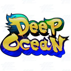 Deep Ocean Fish Hunting Software Gameboard Kit