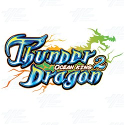 Ocean King 2: Thunder Dragon Upgrade Kit
