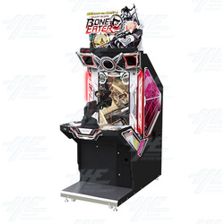 Silent Scope: Bone Eater Arcade Machine