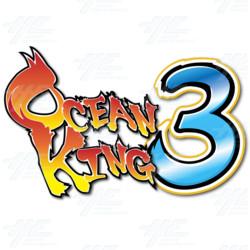 Ocean King 3 Monster Awaken Arcade Fish Machine - 6 to 10 Player Machine