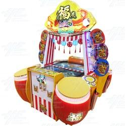 Taiko No Tatsujin Matsuri de FEVER ( 4 players arcade)