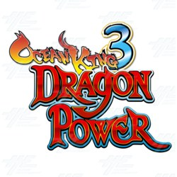 Ocean King 3: Dragon Power Software Gameboard Kit