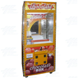 Chocolate Box Crane Machine