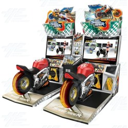 Speed Rider 3 Arcade Machine