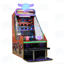 Rodeo Race Ticket Redemption Machine