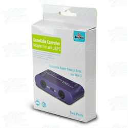 Mayflash Gamecube Controller Adapter For Wii U Pc Usb And Switch Two Ports