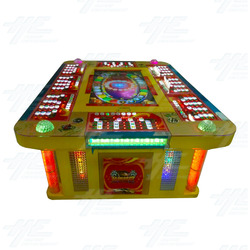 8 Player Table Fish Machine Cabinet (HG007)