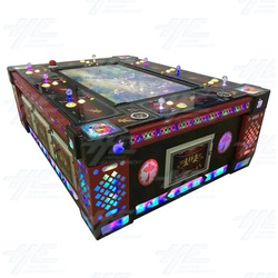 8 Player Table Fish Machine Cabinet (HG010)