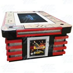 6 Player Table Fish Machine Cabinet (HG014)