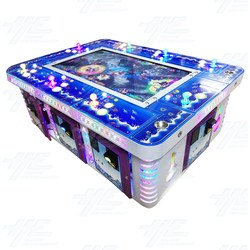 8 Player Table Fish Machine Cabinet (HG019)