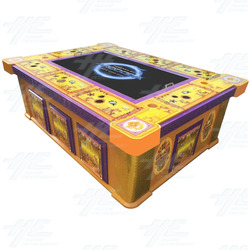 8 Player Table Fish Machine Cabinet (HG024)