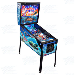 Thunderbirds Pinball Machine (including 2 Year Warranty - Last Chance)