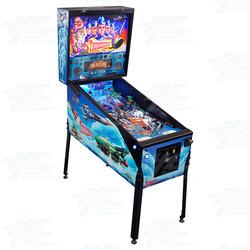 Thunderbirds Pinball Machine (including 2 Year Warranty)
