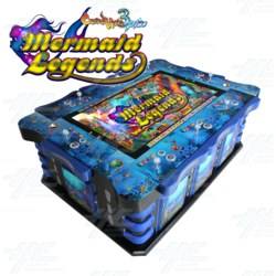 Ocean King 3 Plus Mermaid Legends Arcade Fish Machine - 8 players
