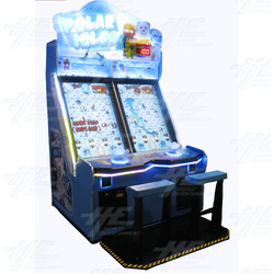 Polar Igloo Arcade Machine