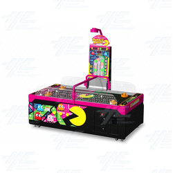 PacMan Smash Mini Air Hockey Table