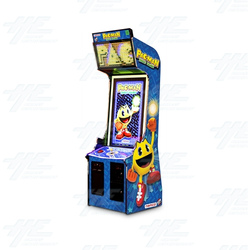 PAC-MAN Ticket Mania Ticket Redemption Machine